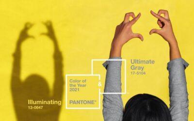 Pantone color. ¿Qué nos ofrece en el 2021?